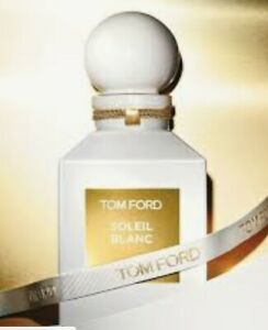550$ NON-NÉGOCIABLE TOM FORD FRAGRANCE SOLEIL BLANC 250ML  10ML