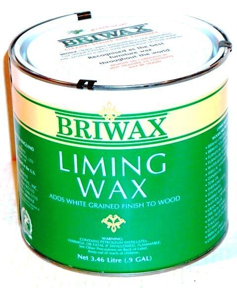 Briwax Liming Wax 3.5L ( 7lb Trade )