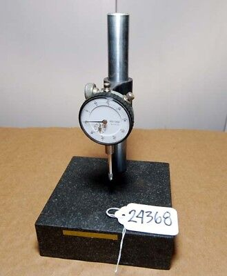 Granite Base Comparator Stand Wdial Indicator Inv.24368