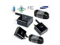Samsung 9V fast Charger for S9, S8, S7, S6 Note 8, Note 9, A5, A6, A8