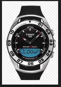 Watch - Tissot sailing T touch Kingston Kingborough Area Preview