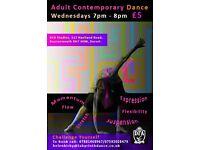 Contemporary Dance Class - Intermediate @ DFA Studios, Boscombe