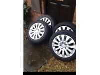 Genuine Mercedes Benz Wheels