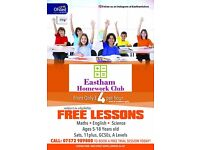 East Ham - English, Maths and Science Tuition - 11 Plus, Sats, GCSE & A-Level