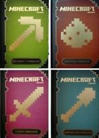 All Minecraft books in good condition