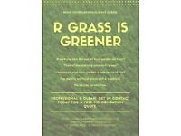R Grass Is Greener