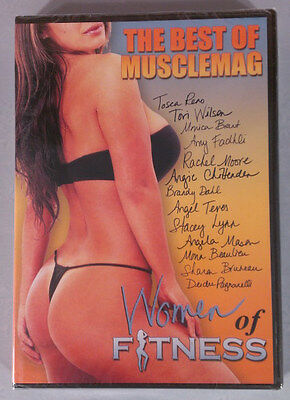 Women of Fitness - Best of MuscleMag Swimsuit Model