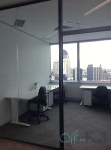 Brisbane CBD - Private office for a team of 2 - Brand new fit out Brisbane City Brisbane North West Preview