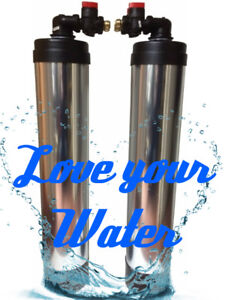 Soft Water Without Salt or Maintenance!