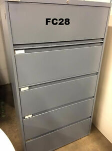 Office Specialty, Steelcase, Teknion, filing cabinet
