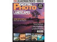 digital photo magazines x12
