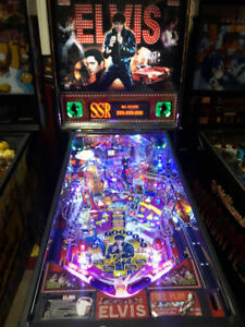 ...Pinball machines and Arcade Game...