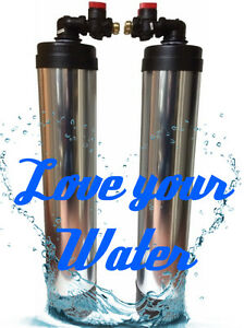 Soft Water Without Heavy Salt Bags