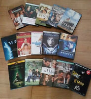 DVD's for sale... Movies and Series