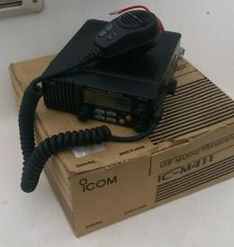 ICOM VHF MARINE TRANSCEIVER IC-M411