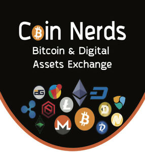 Coin Nerds, Bitcoin / Cryptocurrency Exchange 1%