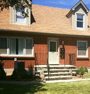 1 Bedroom Lower Apt. with Patio & Parking on Emery St. London Ontario image 1
