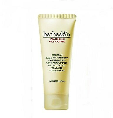 Be the Skin Non Stimulus Face Polisher 100ml Brand New Free Shipping