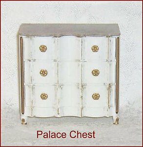 Petite Princess  Dollhouse Furniture  Palace Chest of Drawers Belleville Belleville Area image 4