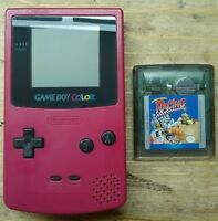 Gameboy Color with Game