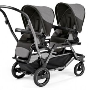 Brand new never used peg perego duette piroet