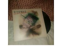 David bowie excerpts from outside vinyl