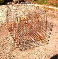 Metal pet pen