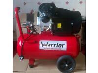 Warrior 3HP. 50 Litre Air Compressor.