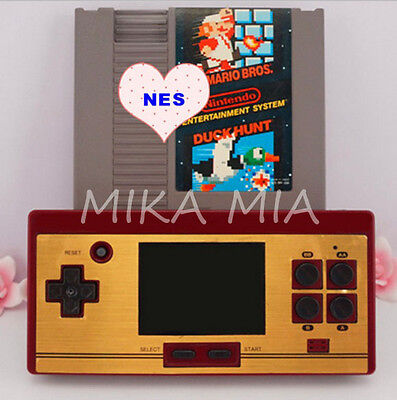 Best Classic Pocket Video Game Handhel Portable Console Play 72pin NES Game