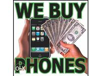 Sell your Samsung Galaxy Phone now! Androids, HTC , Motorola, Sony Xperia, Cash paid same day!