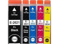 Epson Expression Premium compatible ink cartridges