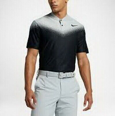 NWOT NIKE GOLF TIGER WOODS TW ZONAL COOLING MOBILITY 2 POLO SHIRT size:M