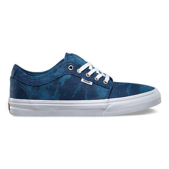 VANS Chukka Low (Cyclone) Navy STVNavy Men's Skate Shoes
