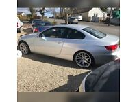 BMW 320i Sport Coupe. 6 Speed Manual