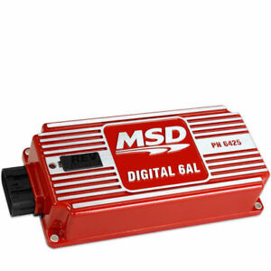 MSD Digital 6AL Ignition Box.