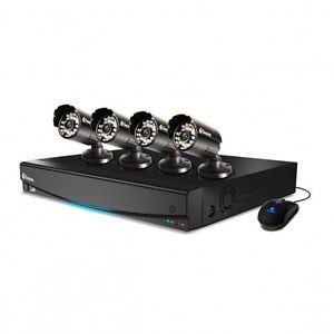 DVR4-3425 4 Channel 960H Digital Video Recorder