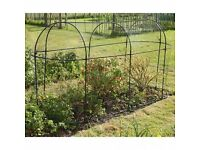 """Long Steel Fruit Cage - Width 1m (3ft3"""") Height 1.5mm(4ft9"""")Length 3m (9ft8"""")"""