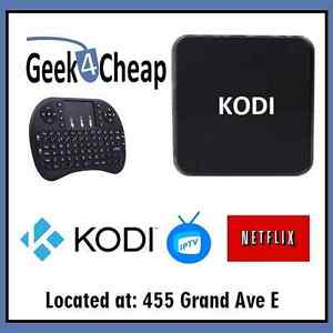 Geek4Cheap ★ KODI - ANDROID TV BOX ★ 455 Grand Ave E