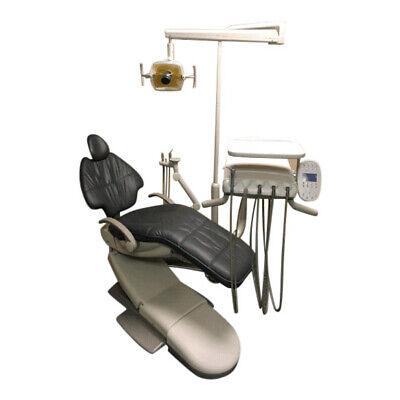Adec 511 Dental Chair W A-dec 532 Radius Delivery Assistants Arm Light