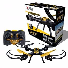 Raptor Eye - 720p Video Drone BRAND NEW!-IDEAL FOR XMASS GIFT!-SECOND BATTERY EXTRA! BEST PRICE!