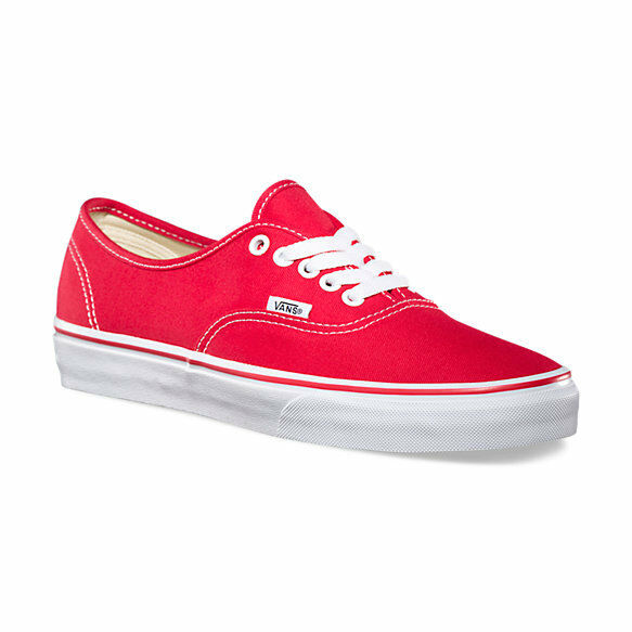 VANS CLASSIC AUTHENTIC NEW  Sizes 4.5-12 Canvas  Free Fast Shipping