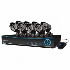 Swann 8 Camera security system