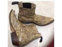 Sendra unisex cowboy boots size 7.5 to 8