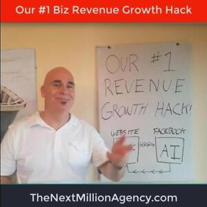 We have one opening! Need to Increase Gross Revenue by 1 Million or More?