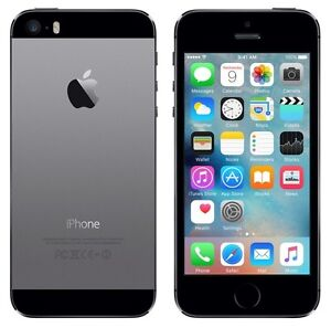 Apple iPhone 5S Space Gray 16GB Factory Unlocked