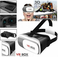 Vr Occhiali Realtà Virtuale 3d By Side.per Iphone 5-6-6s.galaxy S5,s6,s7 + Edge -  - ebay.it