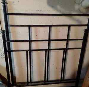 Iron Bed from Pottery Barn