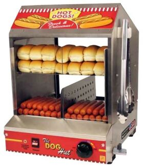 HotDog Steamer Hire $69 Excellent for parties! Gold Coast North Preview