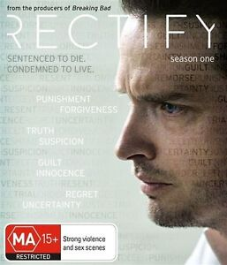 Rectify : Season 1 (Blu-ray, 2014, 2-Disc Set)