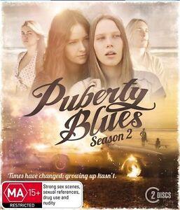 Puberty Blues : S2 Series / Season 2                      Blu-Ray Region B